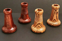 Clarinet Bell Made in USA of Exotic Wood: Bubinga or Zebrawood Classic or Lite $49.00