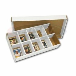 BCW Sorting Tray Storage Box for Sport and Gaming Cards $16.99