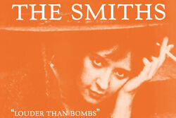 The Smiths Louder Than Bombs Indie Rock Band Art Wall Room Poster POSTER 24x36 $18.99