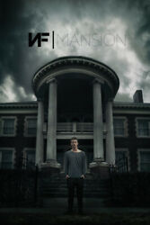 NF Mansion American Christian Hip Hop Rapper Art Wall Room Poster POSTER 24x36 $18.99