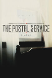 The Postal Service Give Up Indie Pop Group Art Wall Room Poster POSTER 24x36 $18.99