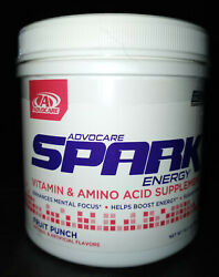 Advocare Spark Canister *42 servings *Energy *Pick Flavor *Quick FREE Shipping $52.00