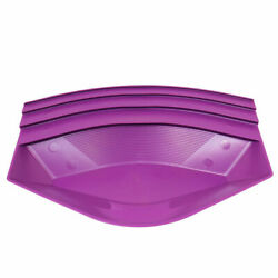 Gold Claw 12 Inch Gold Prospecting Pan w/ 5 Shallow & Deep Riffles Color PURPLE $29.95