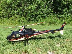 Roban RC Helicopter 700 Size RTF $5200.00