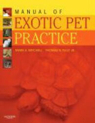 Manual of Exotic Pet Practice by Mark Mitchell.  $103.43