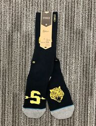 "Stance Men's Reserve Collection Supima Cotton ""Vanity"" Socks Large 9 12 $12.99"