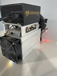 Antminer S7 1050w Powers Up $182.00
