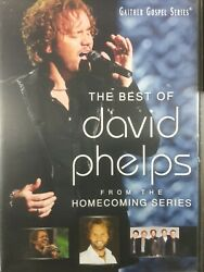 Gaither Gospel Series: The Best of David Phelps - From the Homecoming Series DVD $10.98
