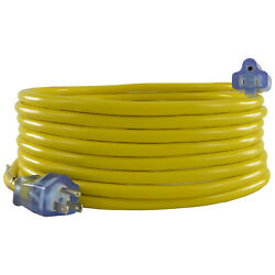 Conntek 123  Single Outlet Outdoor Extension Cords  25ft to 100ft   UL Listed $23.95