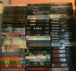 TV Shows on DVD (you choose)