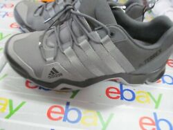 NEW Adidas AX2R Terrex Men's Outdoor Hiking Shoes Athletic Gray Black  Pick Size $39.99