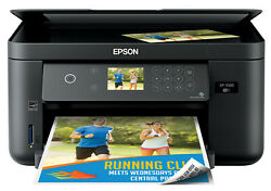 New Epson Expression Home XP-5100 Wireless All-in-One Color Inkjet Printer $135.99