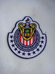 Chivas del Guadalajara 12 star Team embroidery Patch iron on $7.00