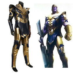 Avengers Thanos Cosplay Costume Carnival Party Film Uniform Halloween Christmas $356.88