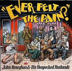 EVER FELT THE PAIN NEW LP R CRUMB COVER  SEALED POSTER COLORED VINYL east river