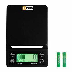 Nourish Digital Kitchen Food and Coffee Scale Timer $24.00