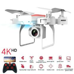 KY606D Drone HD 4K WIFI FPV Camera Foldable Selfie RC Quadcopter Kids Gift Toy $52.19