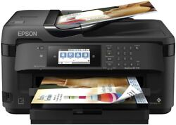 Epson WorkForce WF-7710 Wide-format All-in-One Printer Copy Scan Fax C11CG36201  $424.99