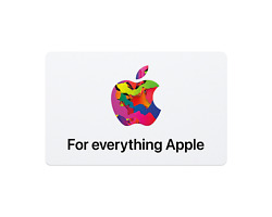 Apple Gift Card App Store iTunes iPhone AirPods and more Email Delivery $25.00