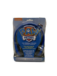 Nickelodeon Kids Paw Patrol Headphones PW V126 New in Box collectors item. $12.79