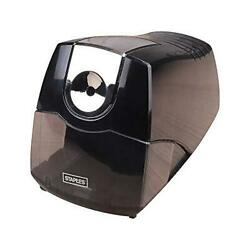 Staples 356332 Power Extreme Electric Pencil Sharpener Heavy Duty Black 21834 $48.39