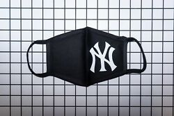 100% Cotton Face Mask New York Yankees (Made in USA) $12.99