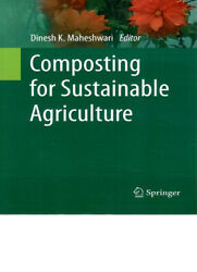 FAST SHIP : Composting For Sustainable Agriculture 1E By Dinesh K. Maheshwari $55.27