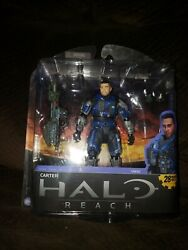 Halo Reach Series 5 Carter Action Figure McFarlane Toys  $32.08