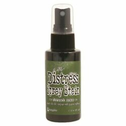 TSS 42297 Distress Spray Stain 1.9oz Forest Moss $5.82