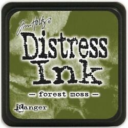 DMINI 39983 Distress Mini Ink Pad Forest Moss $2.91