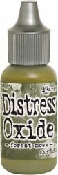 TDR 57079 Tim Holtz Distress Oxides Reinker Forest Moss $4.85