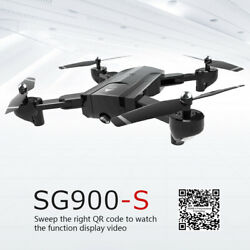 SG900-S FPV RC Drone Camera 1080P Wifi FPV GPS Foldable Quadcopter Gifts Toy US $82.29