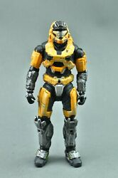 Halo Reach Spartan Mark V B Orange Male McFarlane Action Figure $22.49