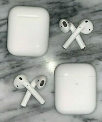 Apple AirPods 2nd Generation Right Left or Charging Case Box Replacement Only $39.99