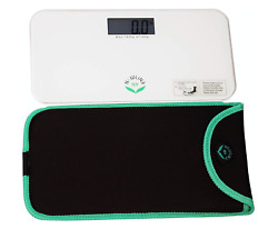 NewlineNY Mini Bathroom Travel Scale White Excellent Condition $34.99