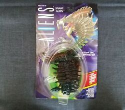 New Sealed Aliens Snake Alien 1992 Kenner $22.50