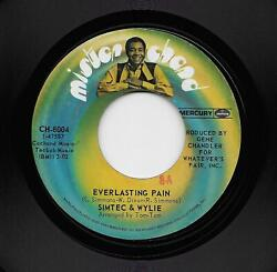 Simtec & Wylie - Everlasting Pain  Everybody's Got A Part To Play (Soul 45) $4.99