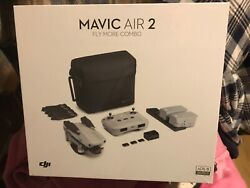 New open box dji mavic air 2 flymore  combo never activated for sale $939.00