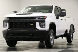 2020 Chevrolet Silverado 2500 HD MSRP$43125 Work Truck Double Cab Summit White New 2500HD 6.6L Gas Trailer Brake Long Bed Camera Bench Seats 19 2019 20 Ext $38,999.00