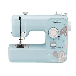 Brother LX3817A Sewing Machine - Aqua- 17-Stitch Full-size *NEW* *FREE SHIPPING* $129.98