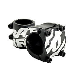 RaceFace Chester MTB Downhill Bike Bicycle Stem 31.8x50mm 8 degree Black $39.50