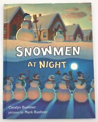 Snowmen At Night Children's Kid's Picture Book Story $9.99