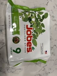 Jobe#x27;s Fertilizer Spikes for Trees and Shrubs 9 Spikes $9.50