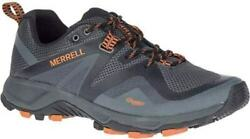 Original Merrell MQM Flex 2 Men#x27;s Trekking Trail Shoes Burnt Granite J034237 $95.29