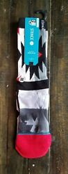 Stance Boys Ankle Biters Socks One Pair Lodge Pole Size L XL 6Y 8.5Y NEW $9.95