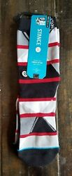 Stance Boys Ankle Biters Socks One Pair Geometric Size S M 2Y 5.5Y NEW $9.95