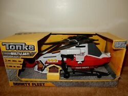 TONKA HELICOPTER MIGHTY FLEET BRAND NEW FREE USPS SHIPPING $76.99
