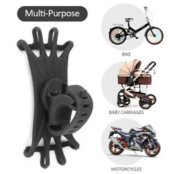 Bicycle Phone Holder for IPhone Samsung Xiaomi Universal Motorcycle Holder $4.11