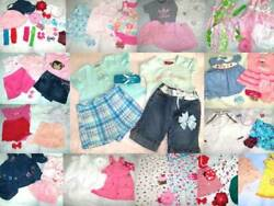 Huge 50 pc Spring Summer Girls Clothes Lot 6 12 mo Gymboree Childrens Place $125.00
