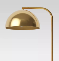 Project 62 Valencia LED Task Lamp Brass Includes Energy Efficient Light Bulb $44.99